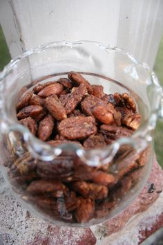 Low-Fat Spiced Nuts Recipe Archives - Ingredients, Inc.