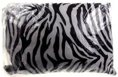 Serta Sertapedic Go Everywhere Travel Pillow Zebra Print Soft Microplush Zebra Print, Animal Print Rug, Bedroom Decor, Suitcases, Pillows, Fun, Home Decor, Travel, Decoration Home