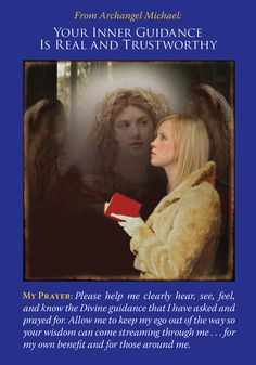 Oracle Card Your Inner Guidance Is Real And Trustworthy | Doreen Virtue - Official Angel Therapy Website