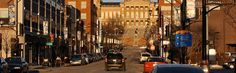 Historic East Village, downtown Des Moines, Iowa (nightlife, shopping, dining and living!)