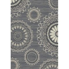 You'll love the Stratford Kaleidescope Gray Area Rug at Wayfair - Great Deals on all Rugs  products with Free Shipping on most stuff, even the big stuff.