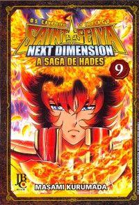 LIGA HQ - COMIC SHOP CAVALEIROS DO ZODIACO NEXT DIMENSION #09 PARA OS NOSSOS HERÓIS NÃO HÁ DISTÂNCIA!!!