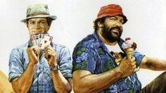 10 best Bud Spencer   Terrence Hill images on Pinterest  0280a8906f