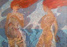 Det som er mitt er mitt Painting, Art, Pictures, Art Background, Painting Art, Kunst, Paintings, Performing Arts, Painted Canvas