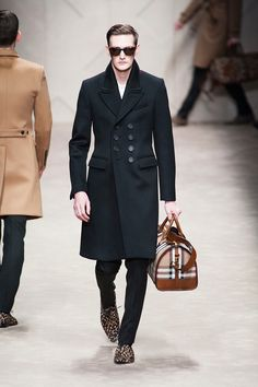 Men's Fashion   Burberry Prorsum   Fall Winter 2013