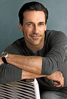 Jon Hamm - For making the 1960's look so sexy