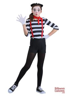 70 Best mime costume images | Mime costume, Mime makeup ...
