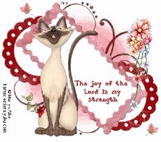 MA Kitty the Joy of the Lord ani