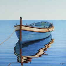 Waiting for the Crew by Horacio Cardozo Photographic Print on Canvas