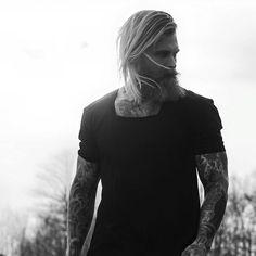 Josh Mario John - the perfect Einarr Sigurdsson :-) I like him very-very much!