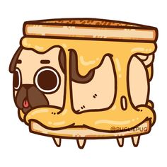 Goopy gooey grilled cheese, perfect food to cozy up to?