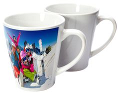 Latte Sublimation Photo Mugs are the perfect item for personalised gifts, promotions, corporate clients, etc.