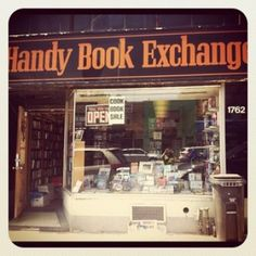 What does your favorite bookstore look like?