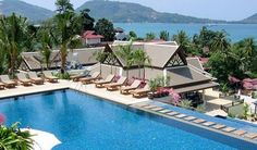Hôtel Centara Blue Marine Resort and Spa Phuket 4* prix promo Voyage Thailande Lastminute à partir 959,00 € TTC.