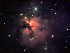 NGC 1579 - (also known as the Northern Trifid) is adiffuse nebulalocated in the constellation ofPerseus. It is referred to as the Northern Trifid because of its similar appearance to theTrifid Nebula, which is located in the southern celestial hemisphere of the sky. It is aH II region, a region ofstar formation.