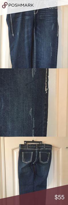 Cowboy Tuff Jeans size 31/33 great condition NWOT Cowboy Tuff Jeans 31/33 size cowboy tuff jeans Jeans Boot Cut