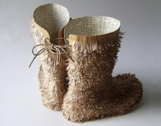 Boots by Cecilia Levy