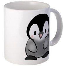 Adorable Baby Penguin Mug