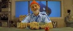 I don't know who I love more...Steve Zissou or Bill Murray.  In my mind they are sort of the same person.