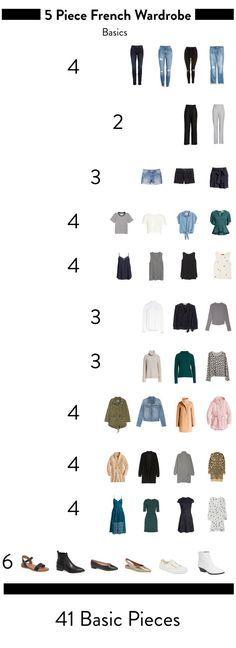 French Wardrobe Basics, French Minimalist Wardrobe, French Capsule Wardrobe, Minimal Wardrobe, Minimalist Fashion French, Closet Basics, Minimalist Clothing, French Fashion, Work Wardrobe
