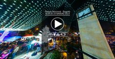 En el mes de diciembre del 2014 trabaje para una empresa de energía, realizando fotografía 360 a los alumbrados navideños de los principales parques de la ciudad de Bogotá, este recorrido que se hace anualmente llamado la Ruta de la navidad que ya es un tradición en la ciudad, se quiso este año acercar por medio de la fotografía 360 a las personas que extrañan su ciudad y a sus familiares�.  Fotografía:   Dabeat Vargas - Nodal Ninja