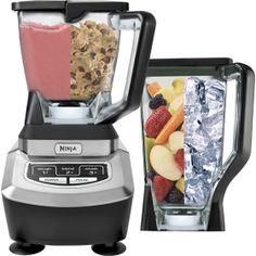 Ninja (blender, kneader, chopper)...several kitchen appliances, combined in one!