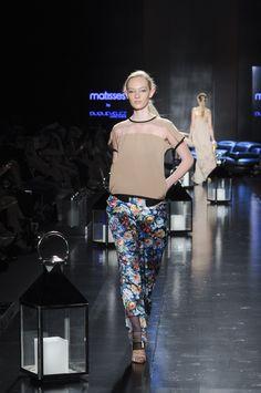 Pasarela Matisses By Jorge Duque en #Colombiamoda2014