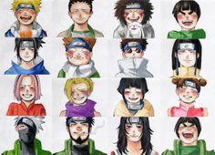 Konoha Genin | Naruto