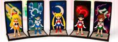 Tamashii Buddies Sailor Moon Figures! Info, images and links here http://www.moonkitty.net/buy-bandai-tamashii-buddies-sailor-moon-figures.php #sailormoon #tamashiibuddies #anime