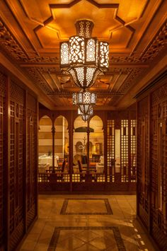 Al Muhktar - Our Lebanese  Restaurant - Le Meridien Amman