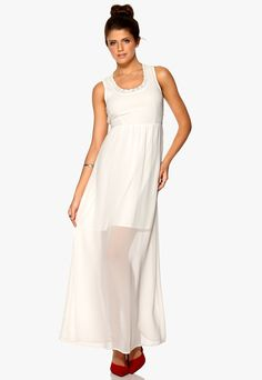 Köpa VILA Zater Maxi Dress Fina Klänningar från VILA online hos oss @ Kr 499.