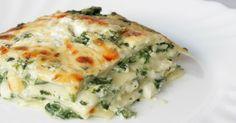White Lasagna Recipe With Alfredo Sauce. Veggie Alfredo Lasagna Pinch Of Yum. Vegetarian Recipes, Healthy Recipes, Vegetarian Lasagne, Healthy Lasagna, Spinach Alfredo, Spinach Lasagna, Cheese Lasagna, Veggie Lasagna, Meals