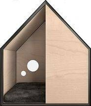Modern dog houses for sale in cool luxury designs. 💧Choose a modern dog house for your ultra modern pet. Puppy Obedience Training, Basic Dog Training, Training Dogs, Modern Dog Houses, Pet Houses, Dog House For Sale, Dog Furniture, Dog Rooms, Dog Crate