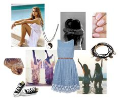 """""""Your best friends with Indiana Evans"""" by pastellarry ❤ liked on Polyvore featuring Monsoon, Converse and Forever 21"""