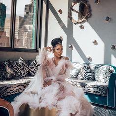 Wedding Goals, Dream Wedding, Wedding Ideas, Bridal Robes, Bridal Gown, My Black Is Beautiful, African Beauty, Bridal Beauty, Bride Hairstyles