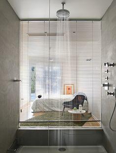 baño integrado en habitacion