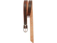 Cause & Effect Leather Belts