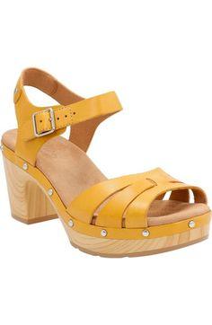 Clarks® 'Ledella Trail' Sandal (Women) available at #Nordstrom