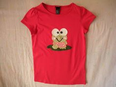 Mi rinconcito de labores: Camiseta patchwork Sewing Class, T Shirts For Women, Mens Tops, Angel, Craft Ideas, Fashion, Craft, Flannels, Appliques