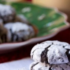 ... Pinterest | Mexican cookies, Mexican hot chocolate and Crinkle cookies