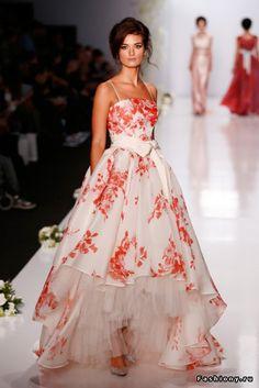 Igor Gulyaev Весна-Лето 2014 / классные платья весна лето
