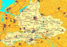 Gelderland - plaatsen
