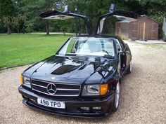 '83 Mercedes 500 SEC Gullwing on LA CL - Page 2 - Mercedes-Benz Forum