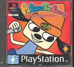 Parappa the Rapper by Sony Computer Entertainment UK, http://www.amazon.co.uk/dp/B0001M1S8K/ref=cm_sw_r_pi_dp_nmKvvb1101N84