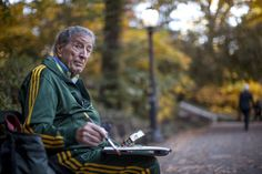 Tony Bennett Finds His Heart in Central Park - The New York Times