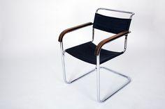 Thonet B 34 1930 Marcel Breuer Anton Lorenz Bauhaus Deutsche Moderne cantilever chair