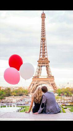 In love #paris #jetaime