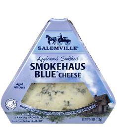 Salemville ® marca Smokehaus Azul ® queso
