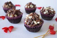 Brigadeiro Gourmet de chocolate belga   Receitas e Temperos