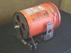 PartsTumbler for polishing and deburring